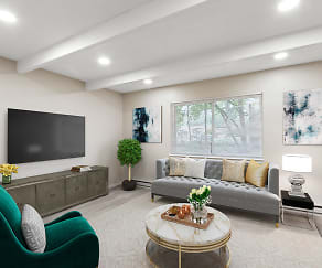Living Room, Woodwind Pines