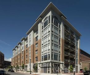 Building, Park South Apartments