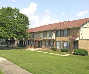 Building, Devonshire Place