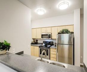 Kitchen, Dakota Apartments