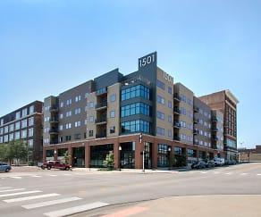 Building, 1501 Jackson