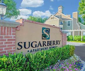 Community Signage, Sugarberry