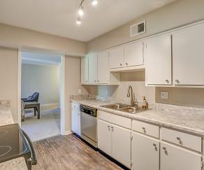 Kitchen, Western Hills