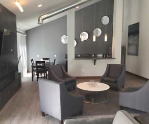 Leasing Office, Blue Point Apartments