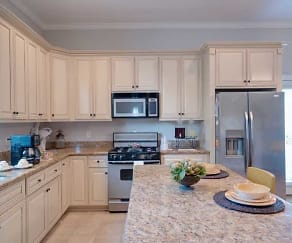 Kitchen, Addicks Stone Village Townhomes
