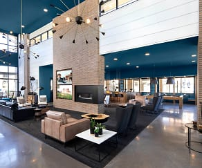 Chic Clubhouse, The Well Apartments