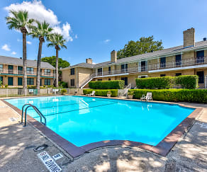 Pool, Tara Apartments