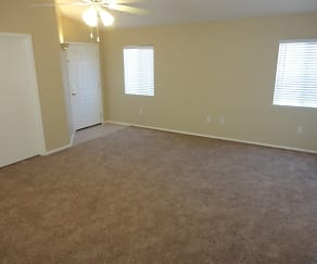 Living Room, 11110 W Willow Field Drive