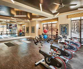 Fitness Weight Room, 810 Ninth Street