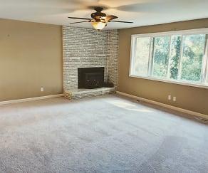 Living Room, 1403 NE 65th st