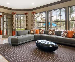 Living Room, The Cove at Boynton Beach Apartments