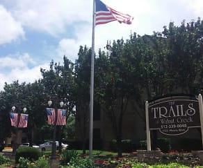 Community Signage, The Trails Of Walnut Creek