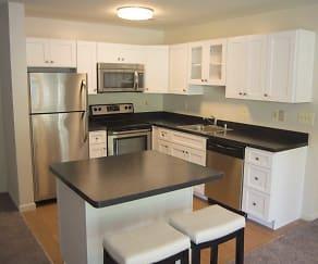 Kitchen, Wintergreen