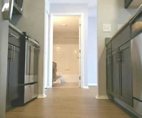 Renovated Kitchen with Stainless Appliances, Yahara Landing Apartments