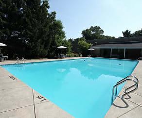Pool, Bridlewood Apartments