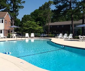 Pool, Cypress Grove Apartments