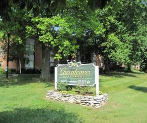 Community Signage, Greenleaves