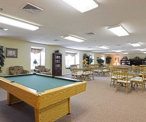 Clubhouse, The Park At Ridgedale