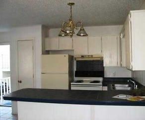 Kitchen, Myers Apartments