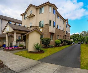 Building, Westview Apartment Homes