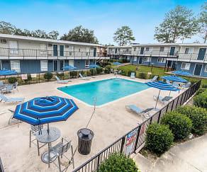 Pool, Linx Plaza