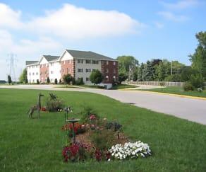 Building, Bay Manor Apartments