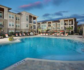 Pool, Sorrel Luxury Apartments