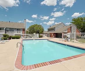 Pool, Northpark Residences