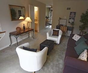 Living Room, Yorktown Colony