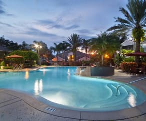 Pool, Osprey Links at Hunters Creek Apartments