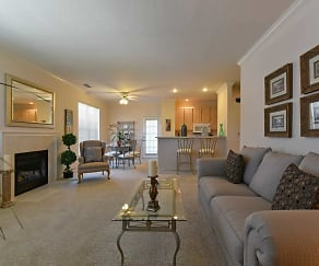 Living Room, The Crossings At Avery