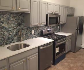 Kitchen, Essex Properties
