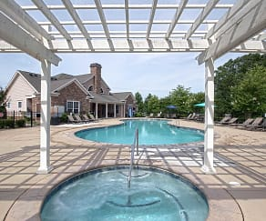 Pool, The Reserve at Maryville