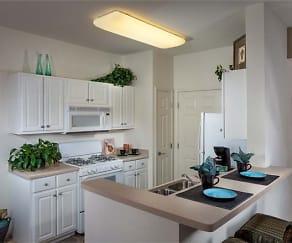 Kitchen, Carmel at Woodcreek West