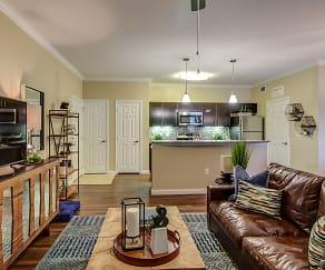 Living Room, Hilltops