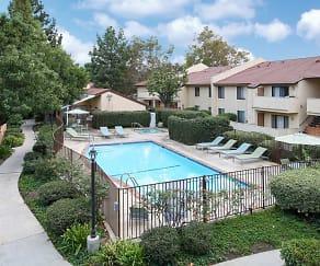 Pool, Americana Simi