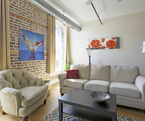 Living Room, Cornerstone at King