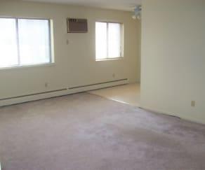 Living Room, Royal Apartments