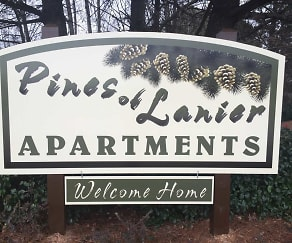 Building, Pines of Lanier