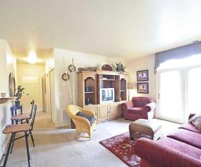Living Room, Beaver Creek Apartment Homes