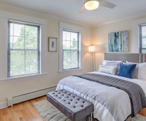 Bedroom, The Chestnut Hill