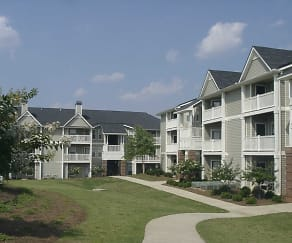 Building, West Chase Apartment Homes