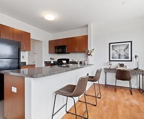 Kitchen, Hudson Park North