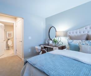 Bedroom, Residences at Riverwalk