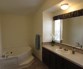 Bathroom, Forest Vista