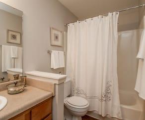 Bathroom, The Canopy