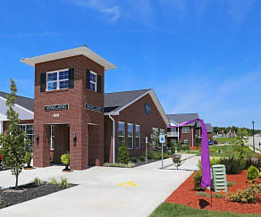 Building, Vineland Carriage Homes