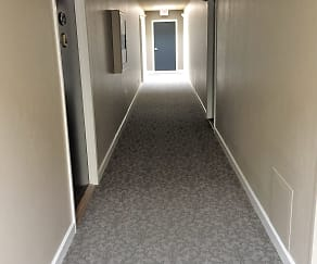 Hall carpet (actual color).jpg, 2161 Whitman Way