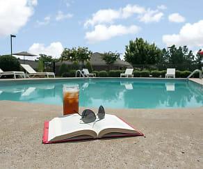 Pool, Abby Glenn ~ A Quiet Cove