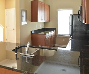 Kitchen, Adderman Pointe